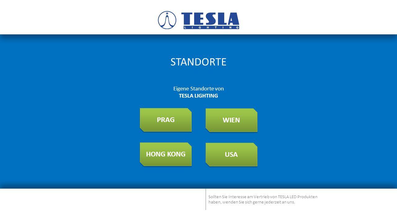 STANDORTE Eigene Standorte von TESLA LIGHTING Sollten Sie Interesse am Vertrieb von TESLA LED Produkten haben, wenden Sie sich gerne jederzeit an uns.