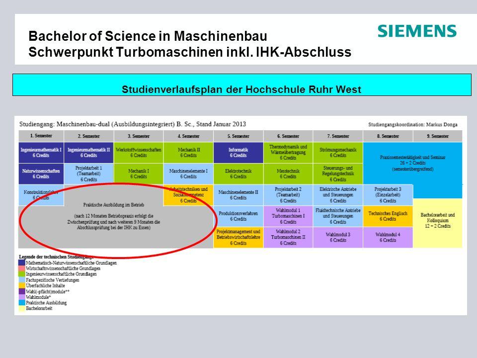 Page 6PG - MHIC Bachelor of Science in Maschinenbau Schwerpunkt Turbomaschinen inkl.