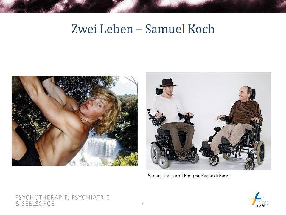 77 Zwei Leben – Samuel Koch Samuel Koch und Philippe Pozzo di Borgo