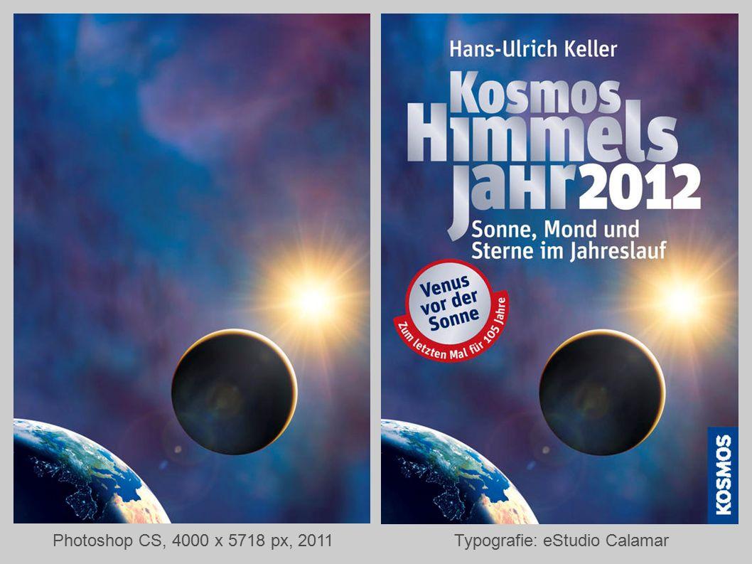 Typografie: eStudio CalamarPhotoshop CS, 4000 x 5718 px, 2011