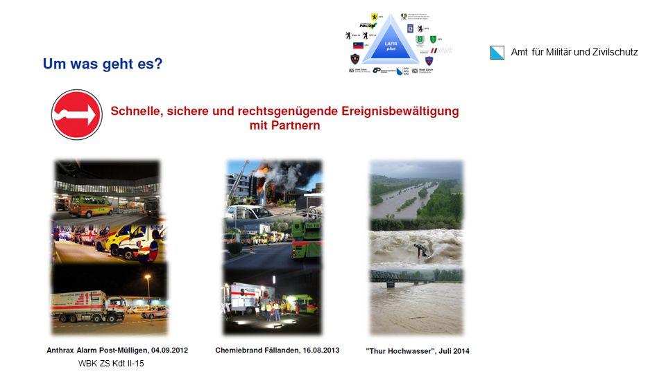 Kanton Zürich Amt für Militär und Zivilschutz Abteilung Zivilschutz Informationen Einsatz und Gemeindesupport