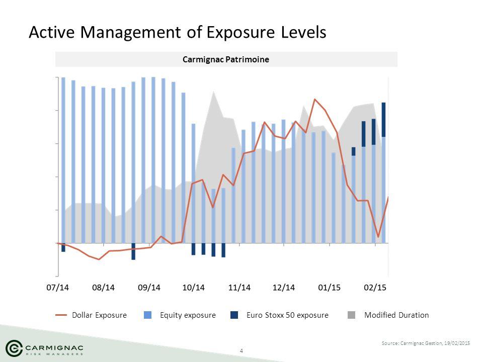 5 Carmignac Investissement: Thematic Breakdown At 31 December 2010 Source: Carmignac Gestion.