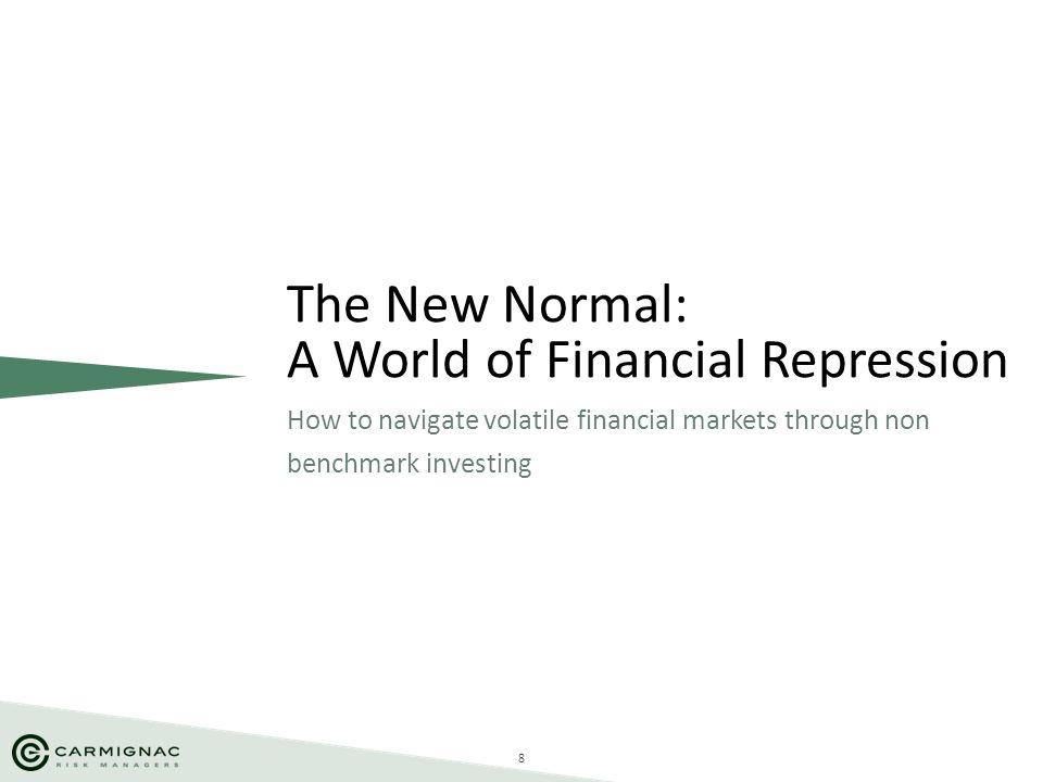 19 A Flexible and Opportunistic Style Enhancing a Total Return Approach Carmignac Portfolio Global Bond