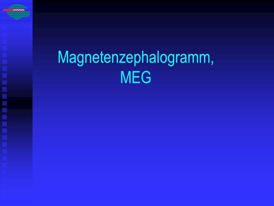 Magnetenzephalogramm, MEG