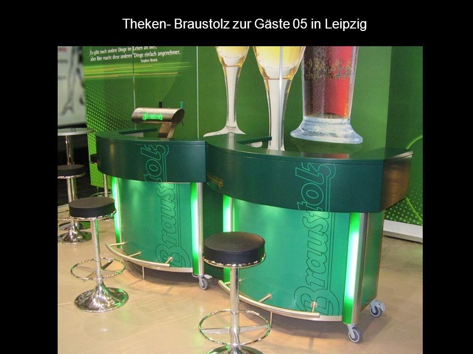 Theken- Braustolz zur Gäste 05 in Leipzig