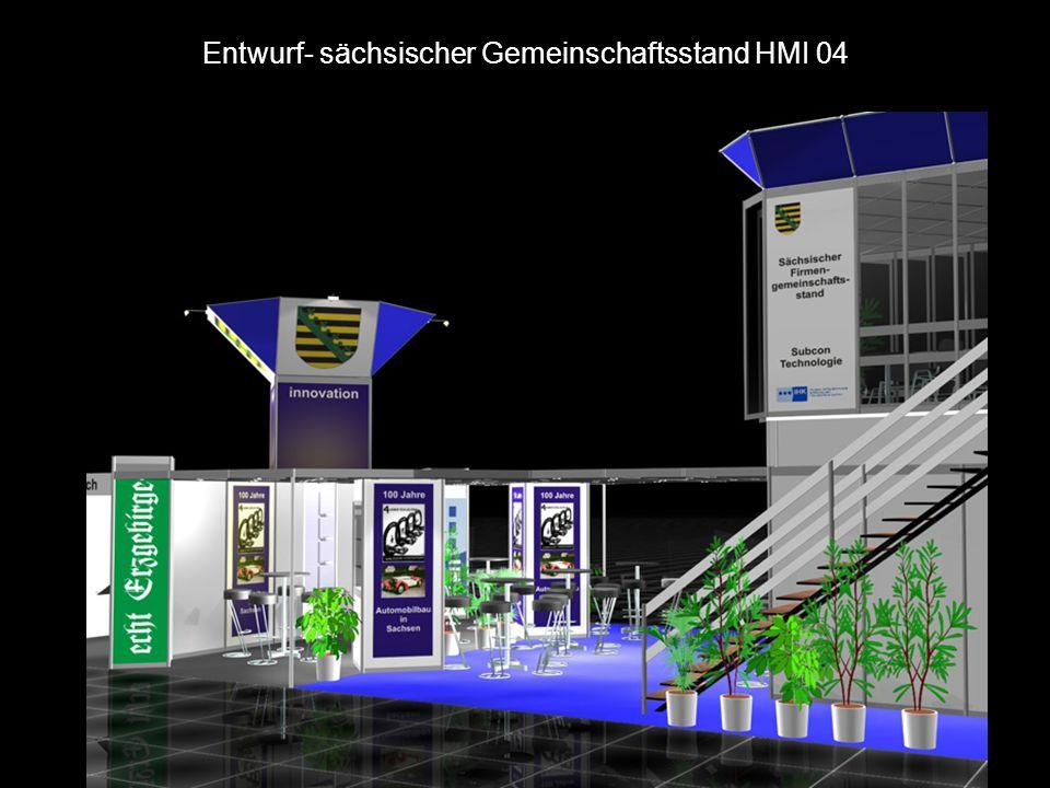 Messestand- BMW zum Autosalon Chemnitz 05