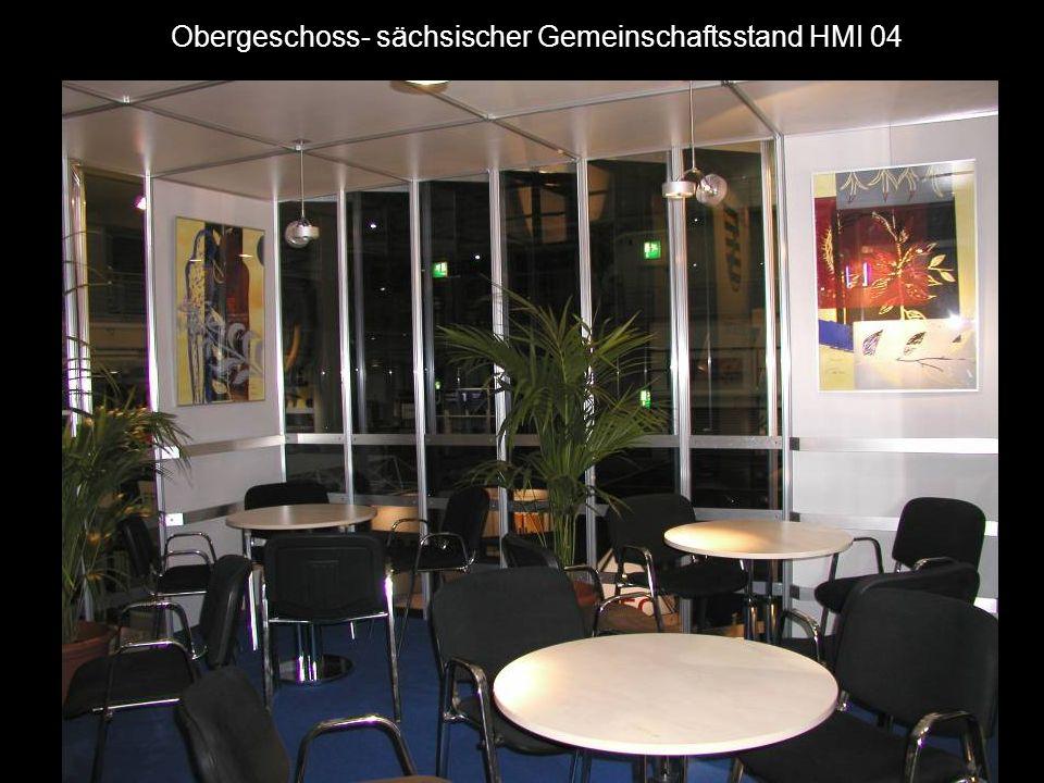 Entwurf- sächsischer Gemeinschaftsstand HMI 05