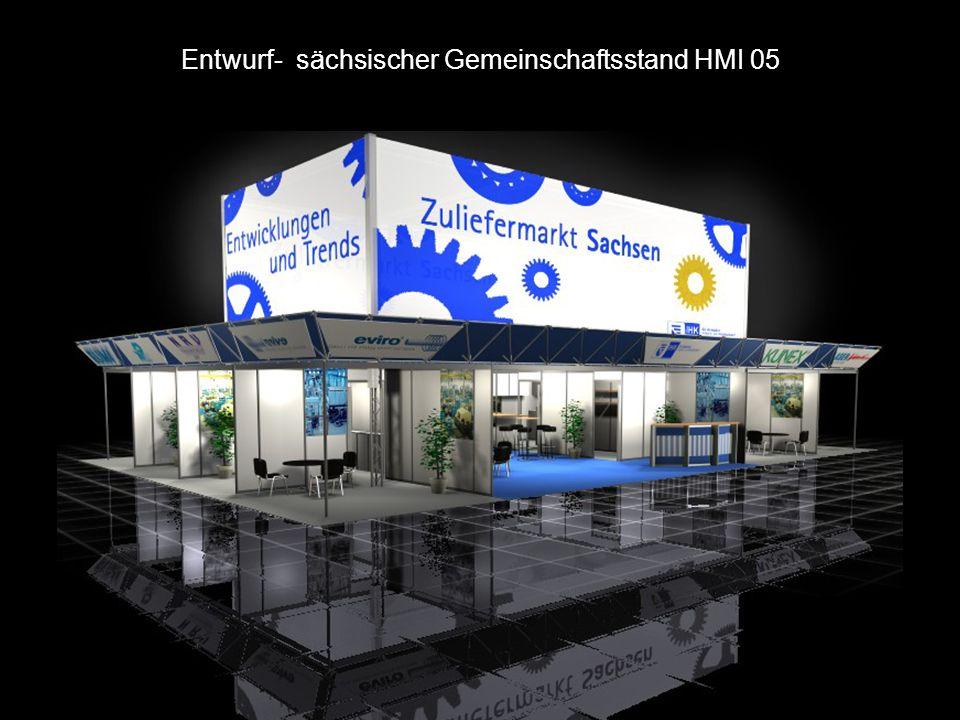 Entwurf- CAC Chemnitz, zur Achema 07 Frankfurt