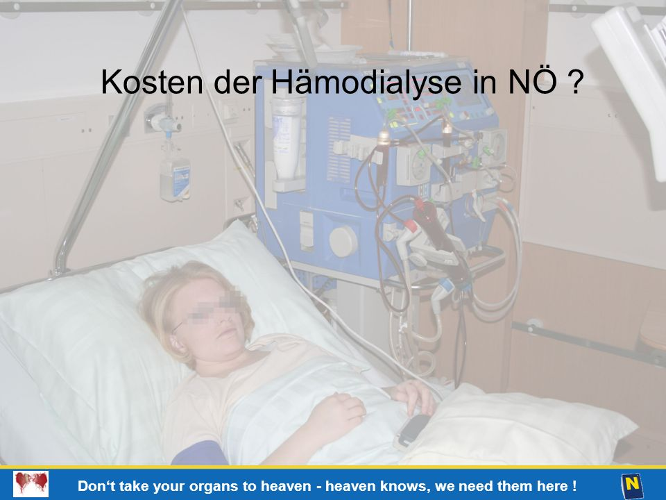 10 Don't take your organs to heaven - heaven knows, we need them here .