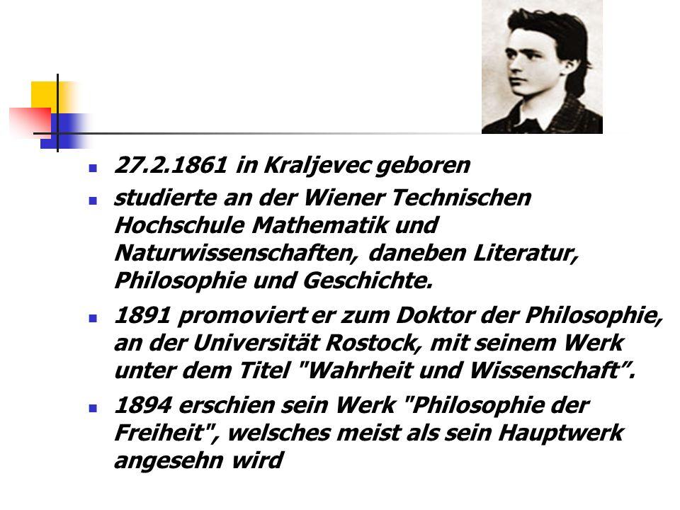 27.2.1861 in Kraljevec geboren studierte an der Wiener Technischen Hochschule Mathematik und Naturwissenschaften, daneben Literatur, Philosophie und Geschichte.