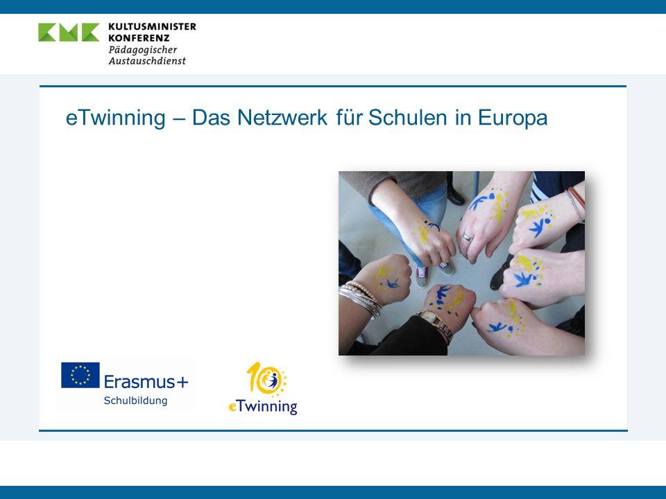 Seite 1 von x eTwinning – Das Netzwerk für Schulen in Europa