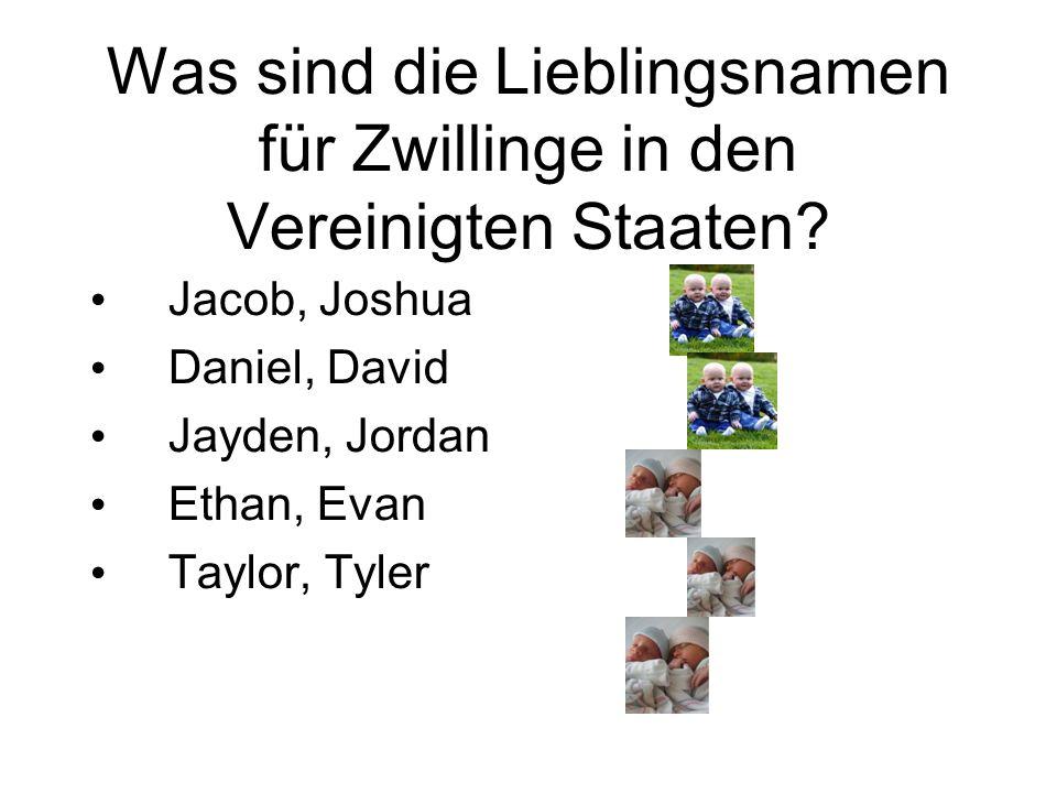Jacob, Joshua Daniel, David Jayden, Jordan Ethan, Evan Taylor, Tyler