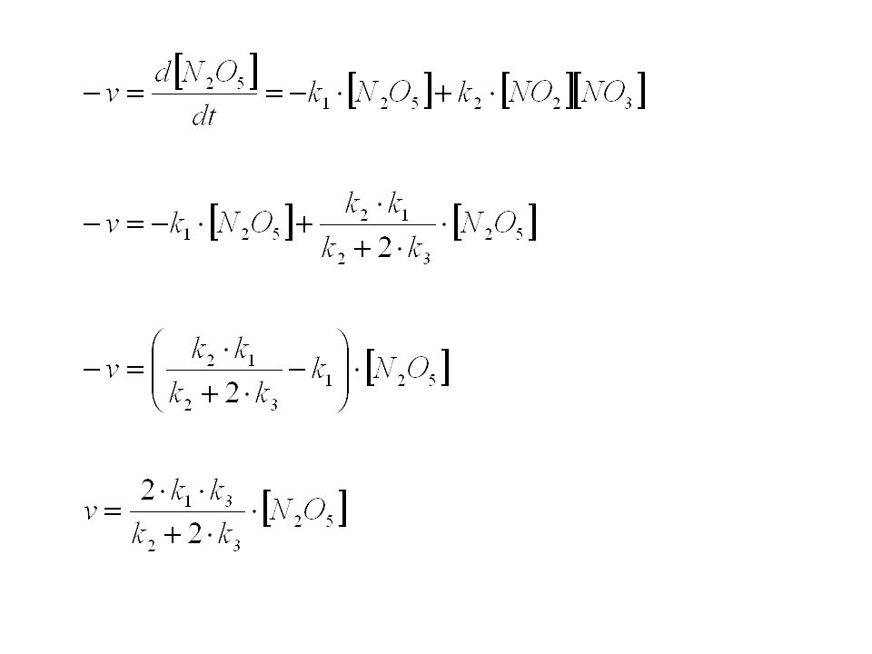 Somit ist bei einer diffusionskontrollierten Reaktion die Reaktionsgeschwindigkeit abhängig von der Viskosität des LM Solche Geschwindigkeitskonstanten und deren Temperaturabhängigkeit sagen NICHTS aus über die Eigenschaften des aktivierten Komplexes.