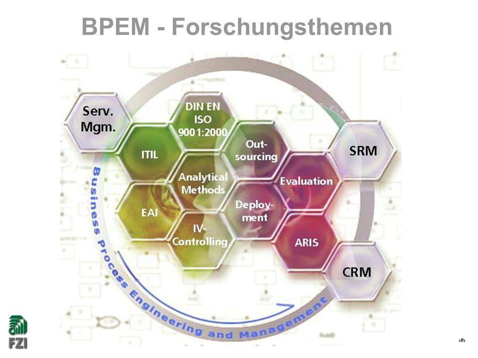2 BPEM - Forschungsthemen