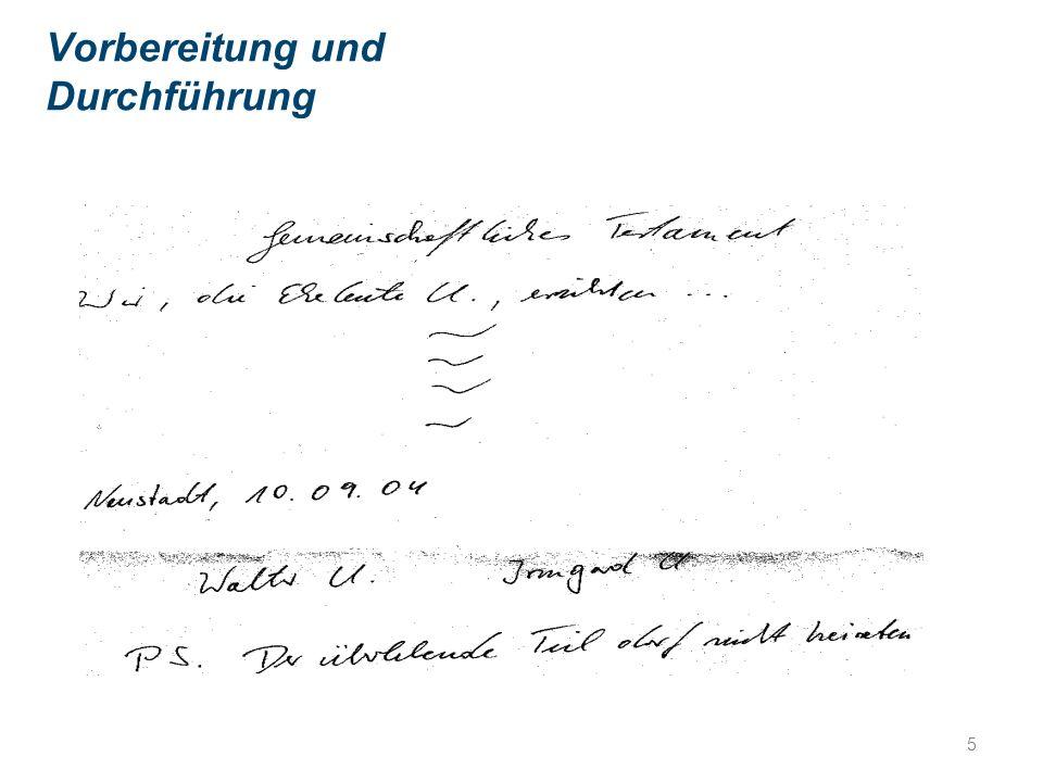 3) Während Auskunftsstufe liefert Alleinerbin Nachlassverzeichnis und zahlt daraus 25% (7 TEUR) sofort aus.