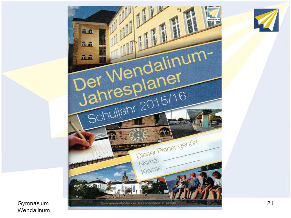 Hausaufgaben Gymnasium Wendalinum Elternseminar 2015/201621
