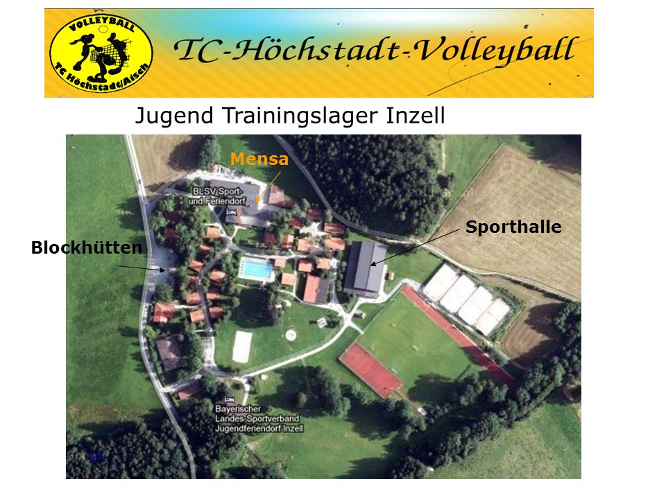3.Jugend Trainingslager in Inzell 2015 Anfahrt am Sa.