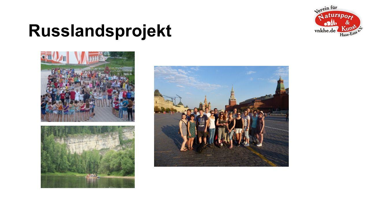 Russlandsprojekt
