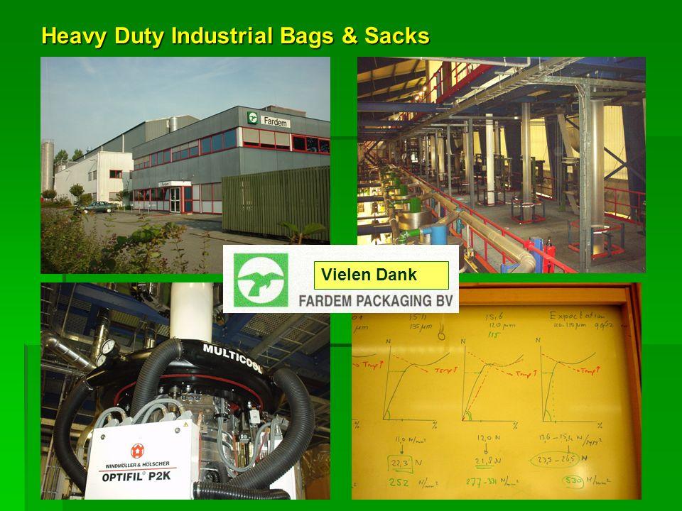 Heavy Duty Industrial Bags & Sacks Vielen Dank