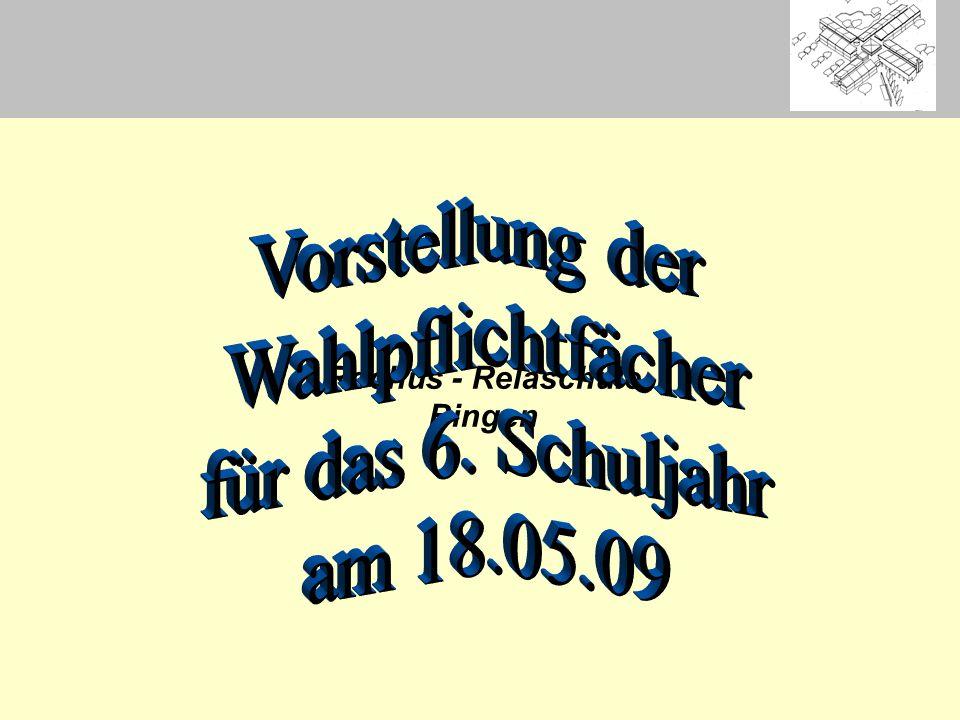 Rochus - Relaschule Bingen