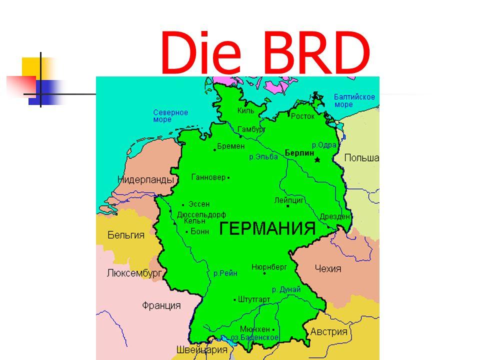 8. Im Norden grenzt Deutschland an … a) Österreich b) Frankreich c) Dänemark