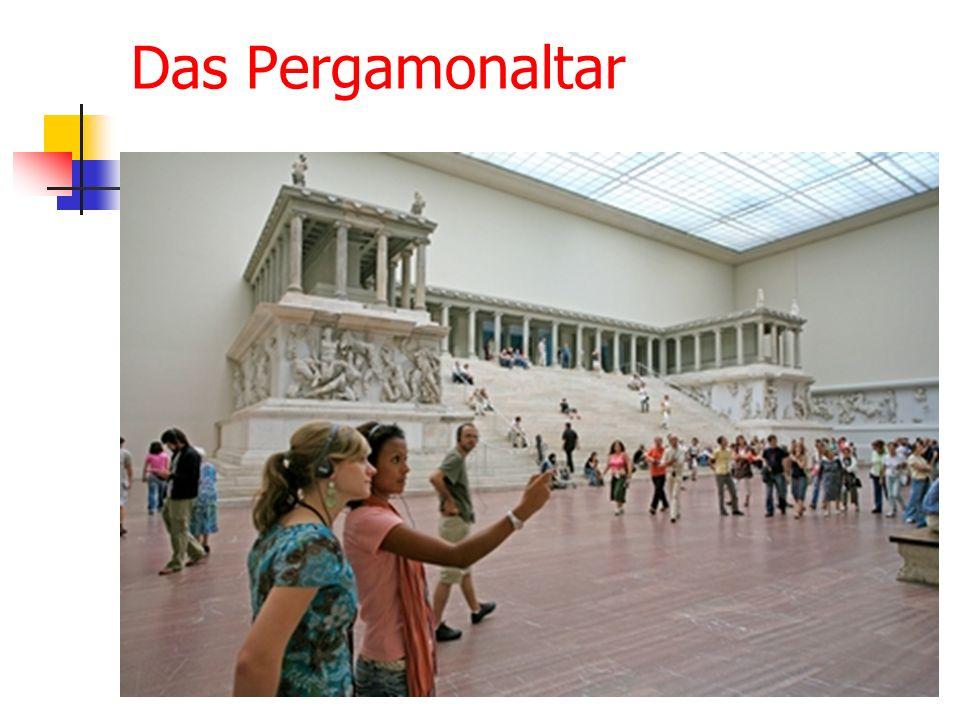 Das Pergamonaltar