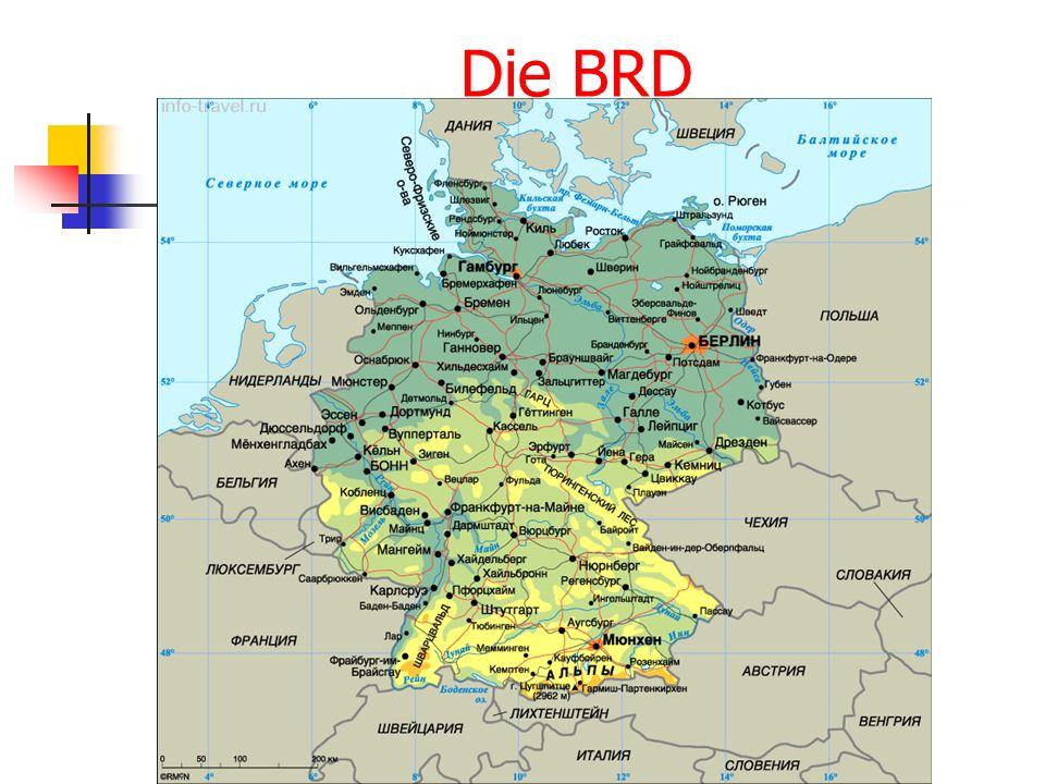 Weißt du das.Wo liegt die Bundesrepublik Deutschland.