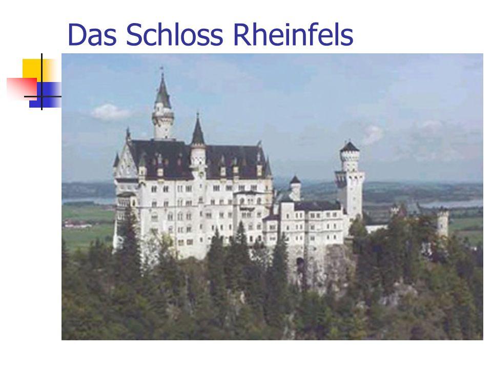Das Schloss Rheinfels