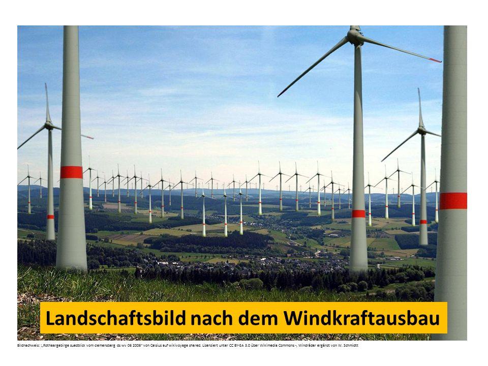 """Bildnachweis: :""""Rothaargebirge suedblick vom clemensberg ds wv 06 2006"""" von Celsius auf wikivoyage shared. Lizenziert unter CC BY-SA 3.0 über Wikimedi"""