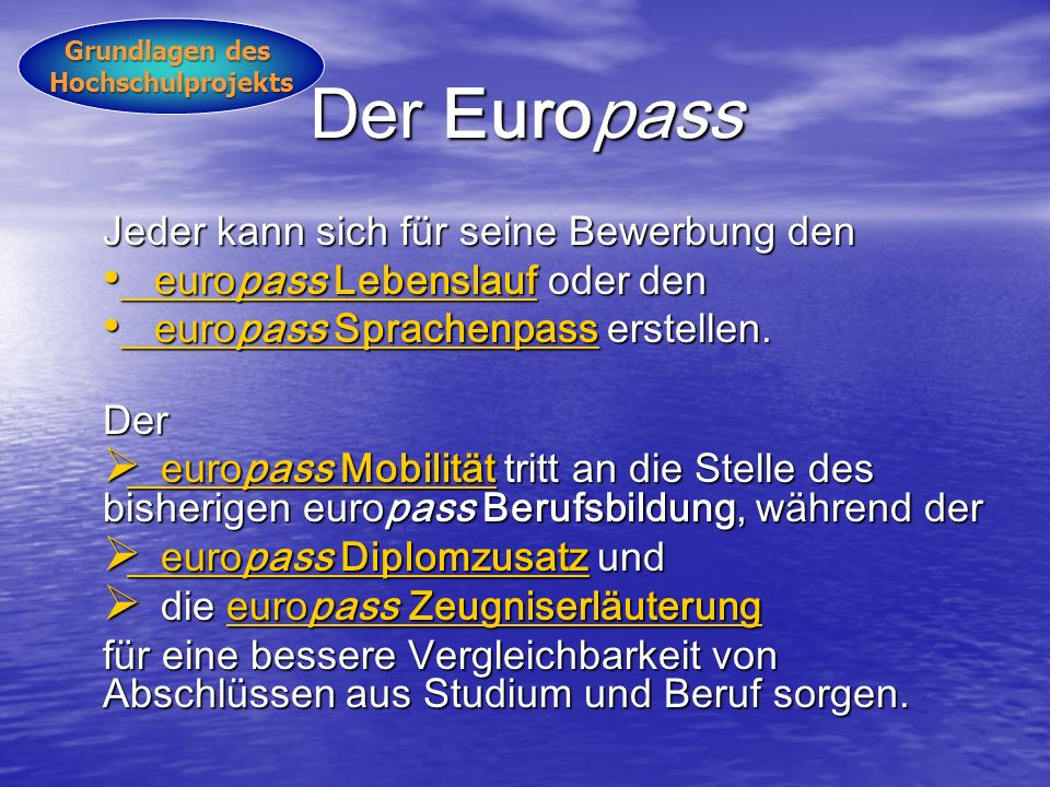 Der Europass Jeder kann sich für seine Bewerbung den europass Lebenslauf oder den europass Lebenslauf oder den europass Lebenslauf europass Lebenslauf europass Sprachenpass erstellen.