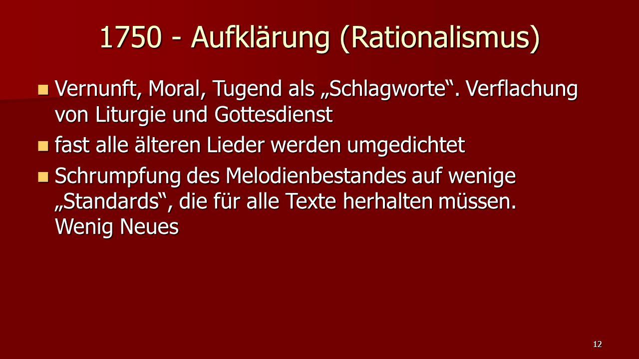 """Vernunft, Moral, Tugend als """"Schlagworte"""". Verflachung von Liturgie und Gottesdienst Vernunft, Moral, Tugend als """"Schlagworte"""". Verflachung von Liturg"""