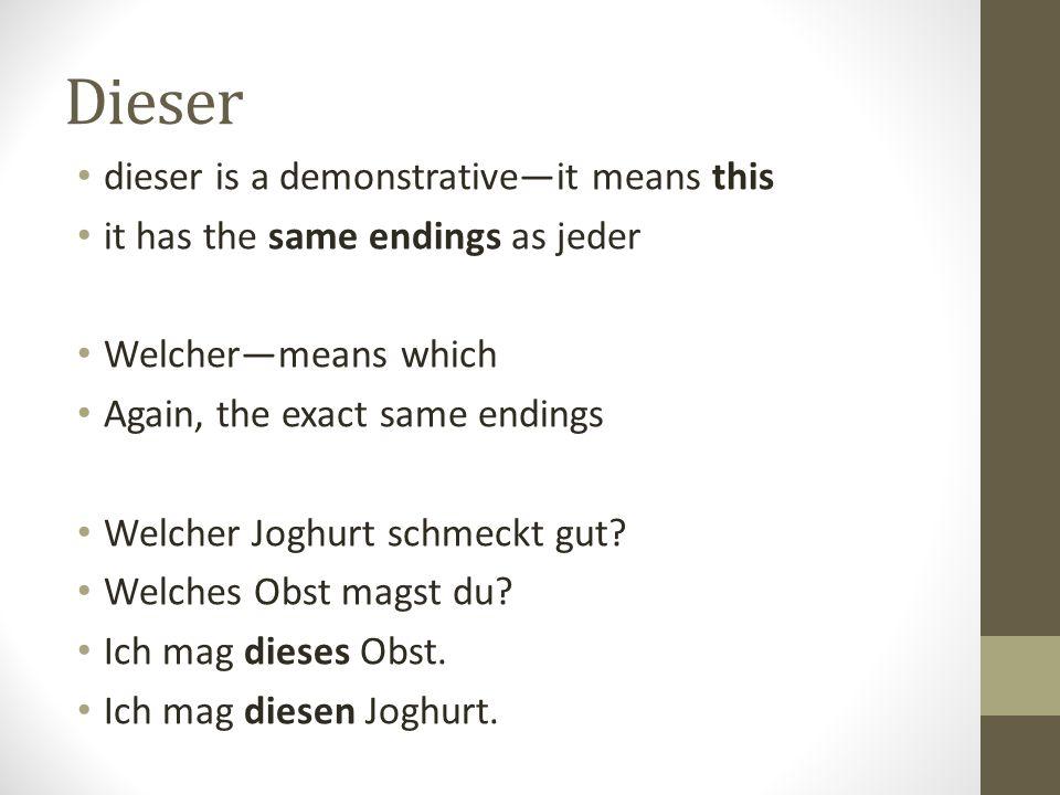 The preposition zu The preposition zu (to) is a dative preposition.