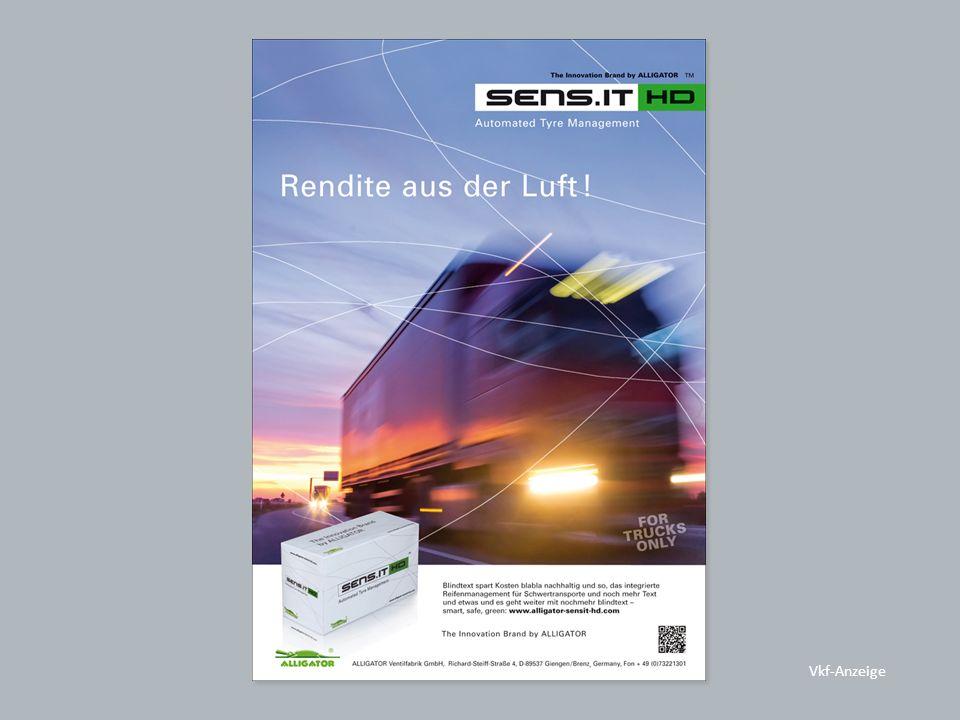 © Teamwork One Werbeagentur GmbH & uschi vogg_PR e.K. 2013 Vkf-Anzeige