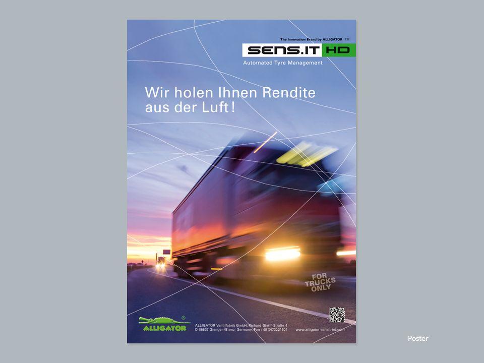 © Teamwork One Werbeagentur GmbH & uschi vogg_PR e.K. 2013 Poster