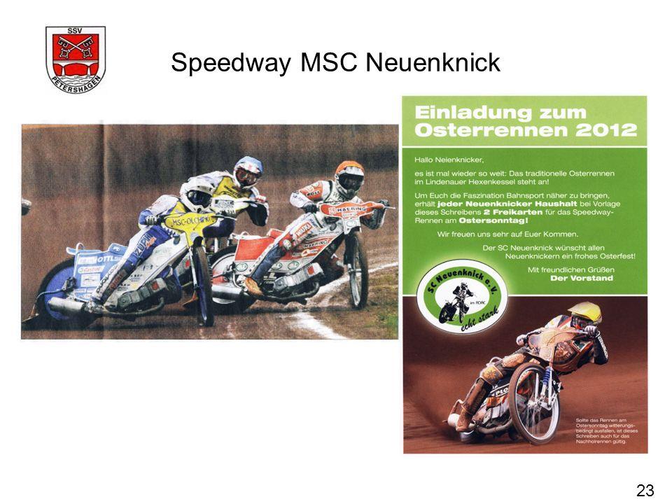 Speedway MSC Neuenknick 23
