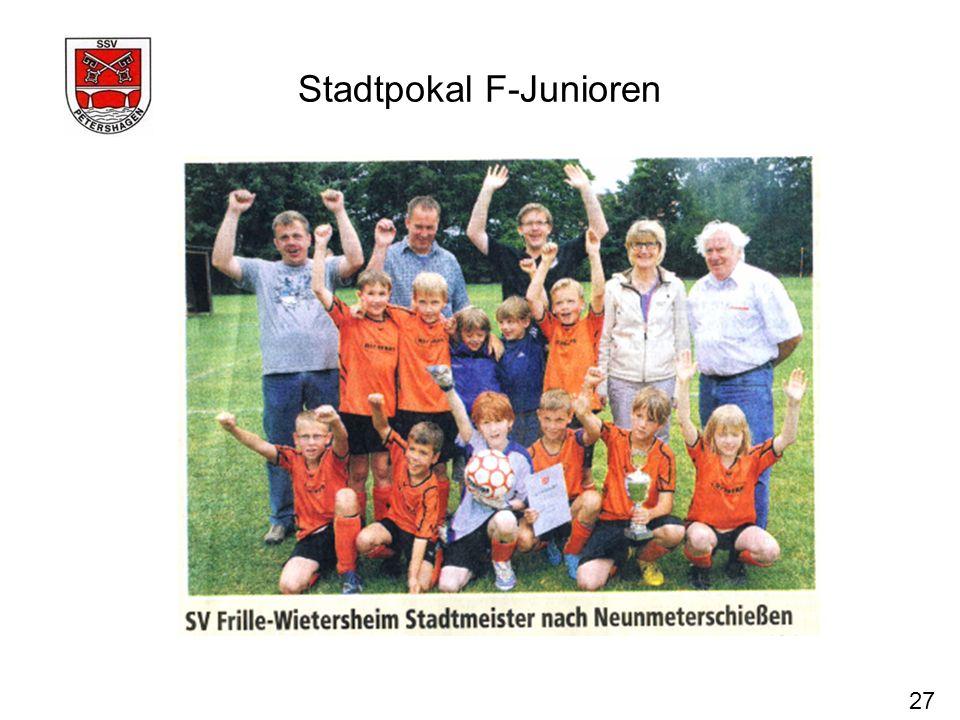 Stadtpokal F-Junioren 27
