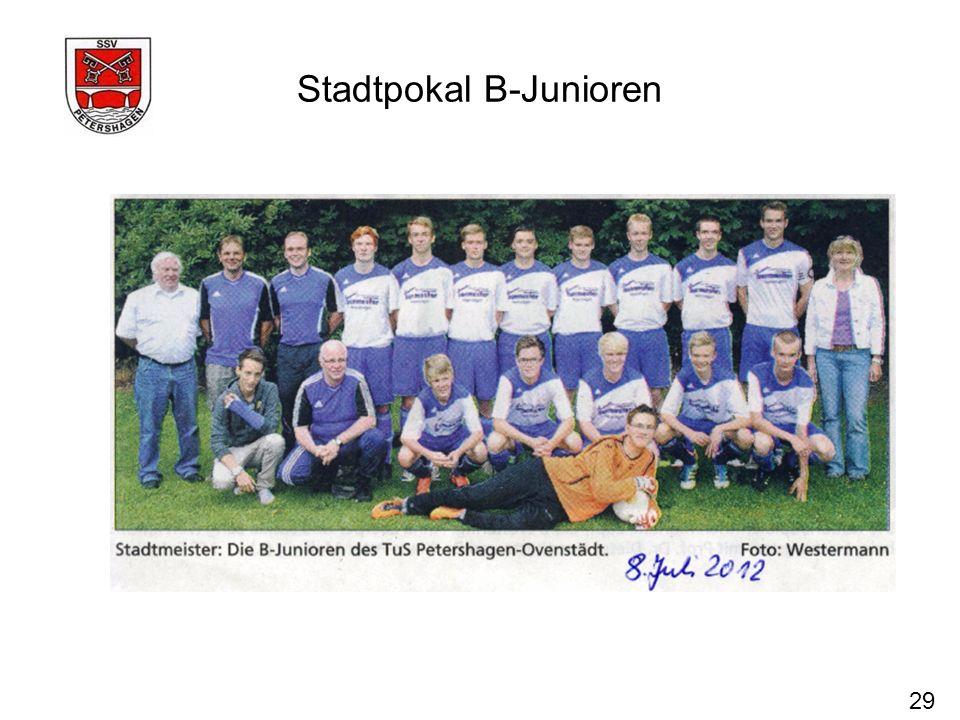 Stadtpokal B-Junioren 29