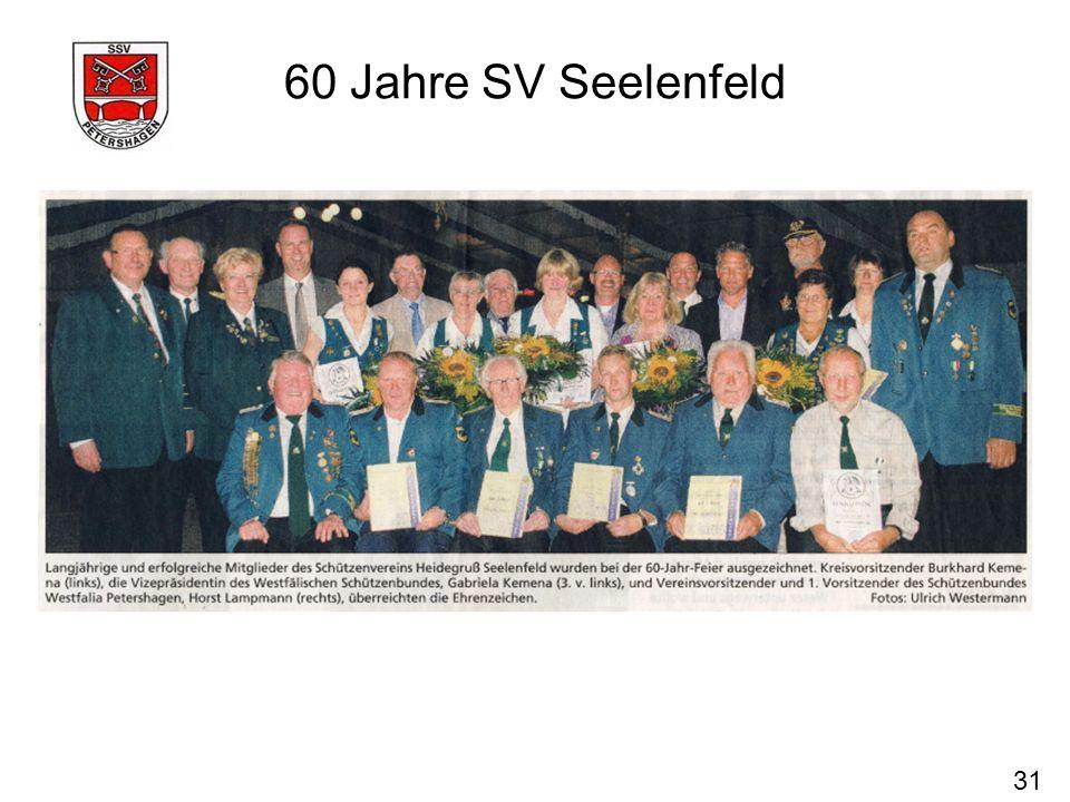 31 60 Jahre SV Seelenfeld