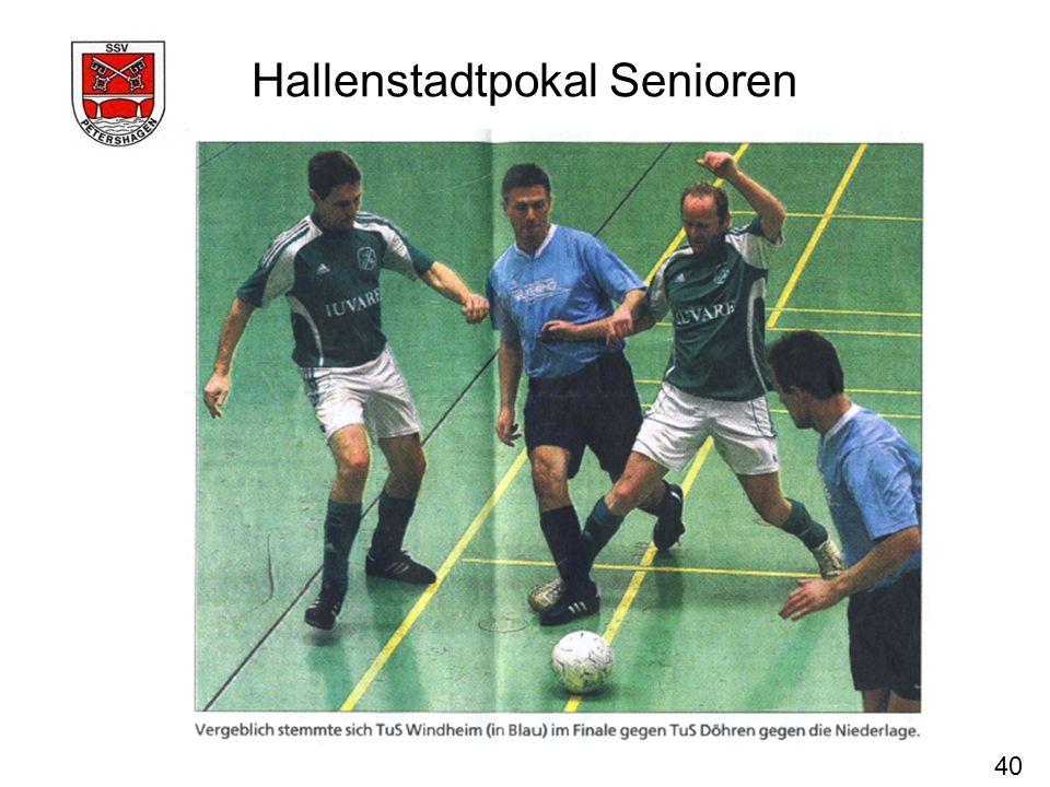 40 Hallenstadtpokal Senioren