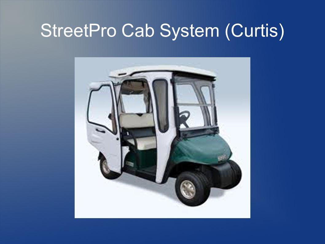 StreetPro Cab System (Curtis)