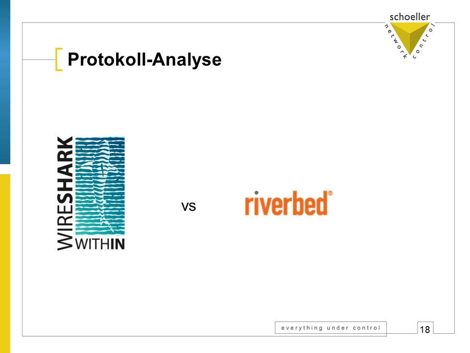 18 Protokoll-Analyse vs