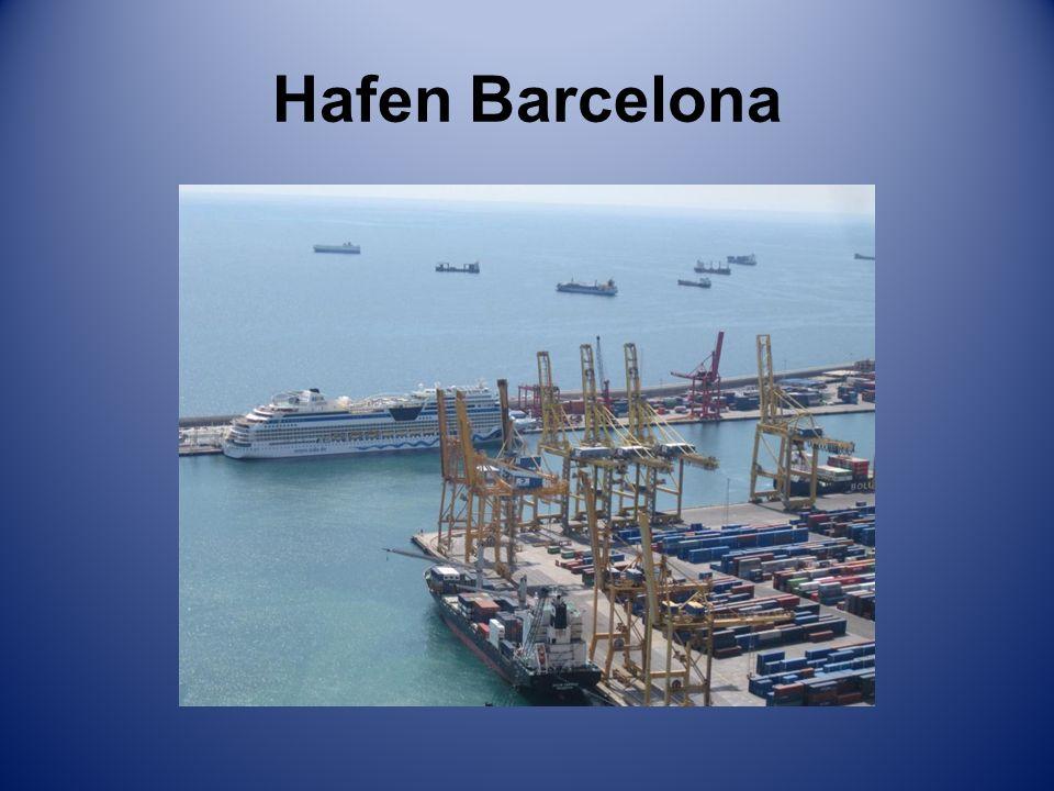 Hafen Barcelona