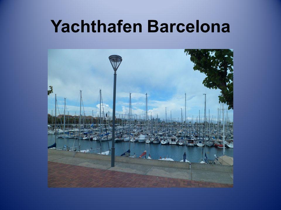 Yachthafen Barcelona