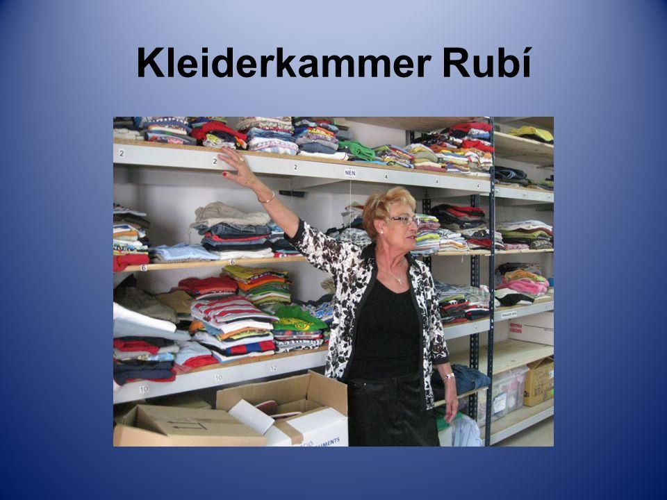 Kleiderkammer Rubí