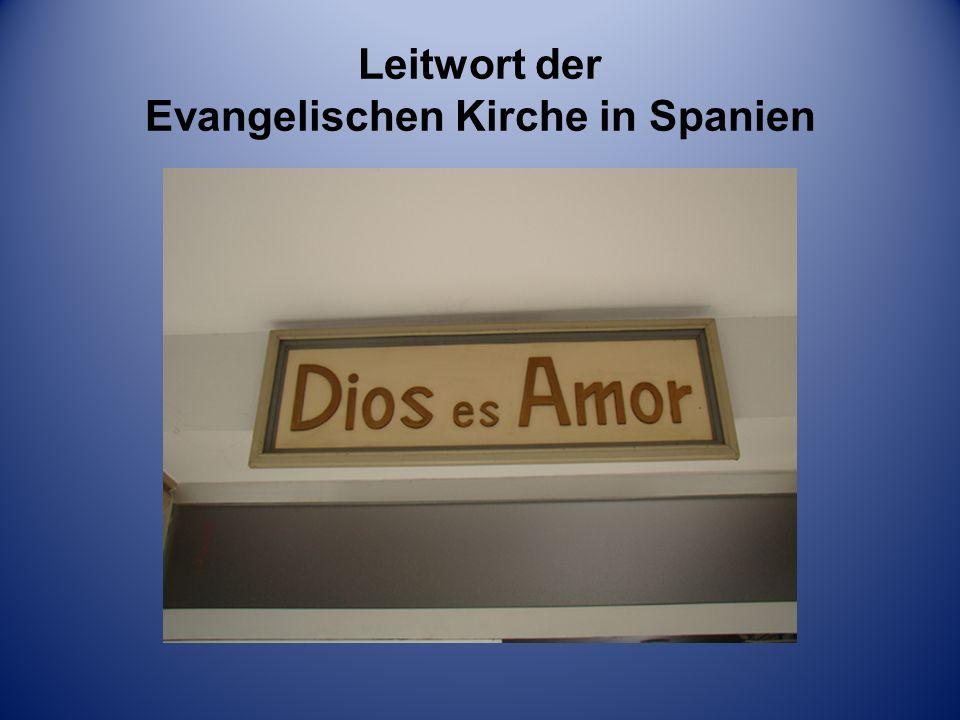 Leitwort der Evangelischen Kirche in Spanien