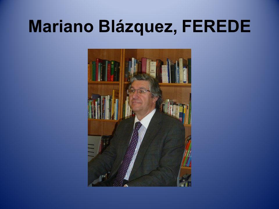 Mariano Blázquez, FEREDE