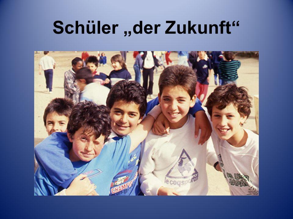 """Schüler """"der Zukunft"""