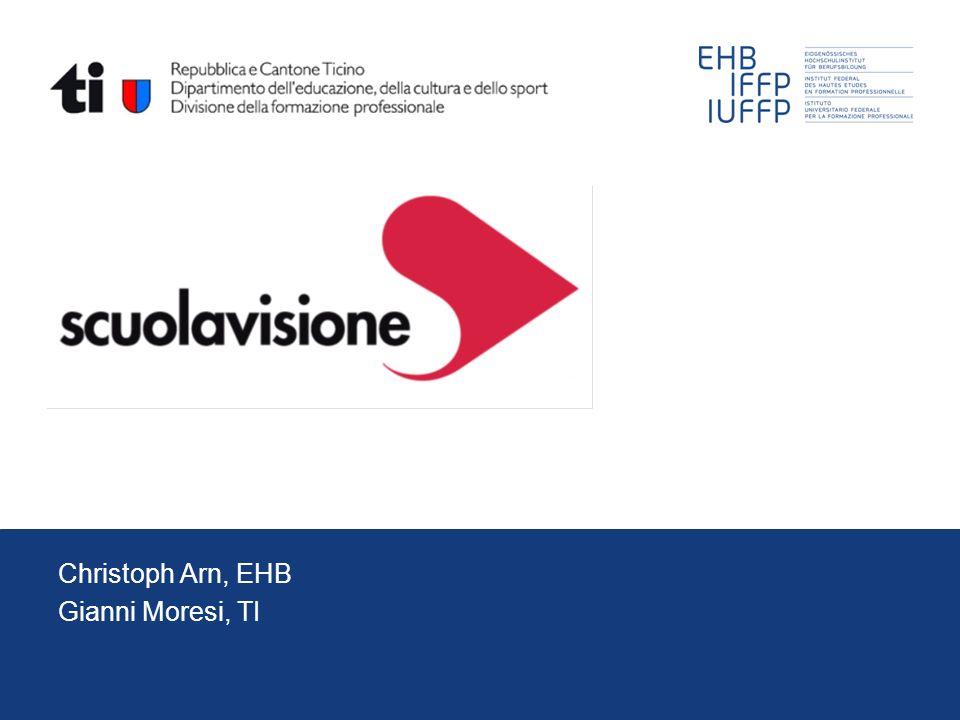 22.09.2015 2 Das Portal Scuolavisione http://www.scuolavisione.ch/scuolavisione/chisiamo.jsp?lang=de SFIVET