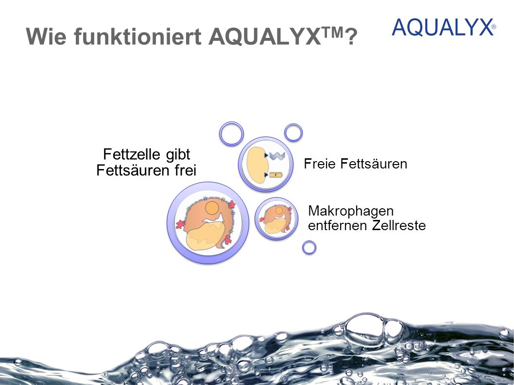 Wie funktioniert AQUALYX TM .