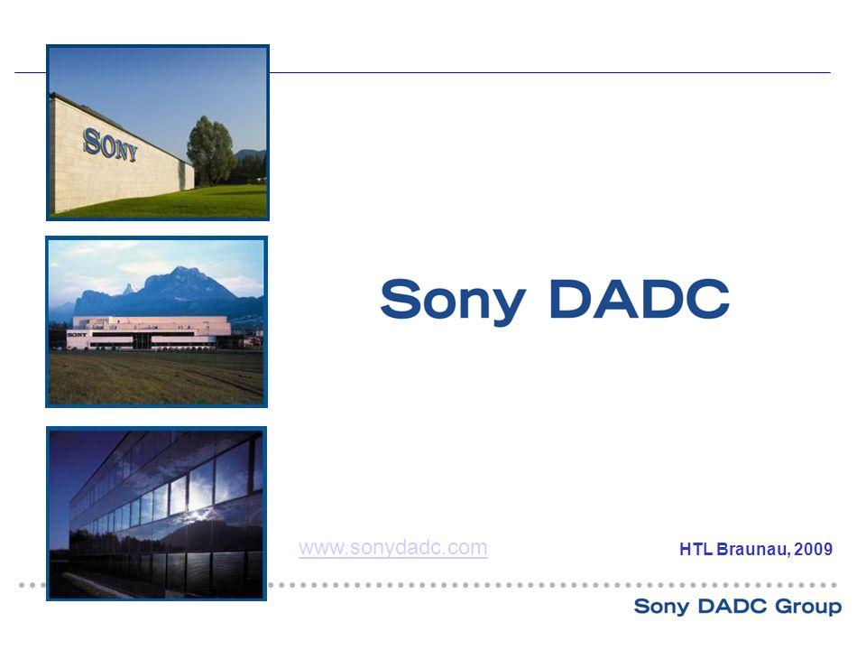 Sony DADC Global Geschäftsstrategie: Diversifikation und Service in höchster Qualität